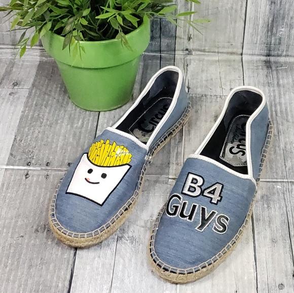 94e624de7 Circus by Sam Edelman Shoes | Fries B4 Guys Flats | Poshmark